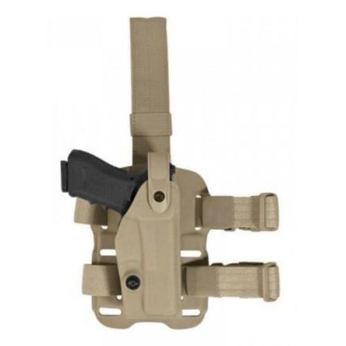 """Holster VKV8 """"Veteran"""" pour Glock 17/22 noir"""