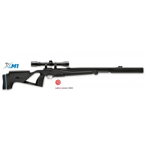 Stoeger Carabine à plomb PCP, XM1 S4 Suppressor