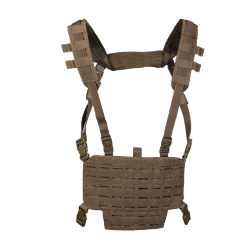 Chest Rig léger Dark coyote