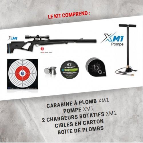 Kit XM1 Elite package