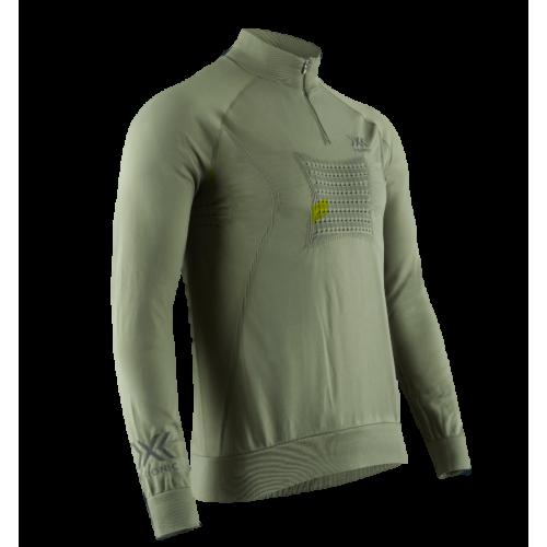 X-bionic Roll shirt Racoon 4.0 OD Zip unisex TXL
