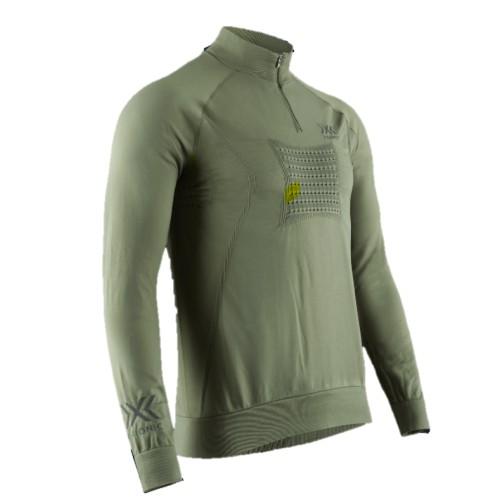 X-bionic Roll shirt Racoon 4.0 OD Zip unisex