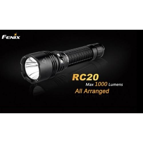 Lampe Fenix RC20 1000 lum.