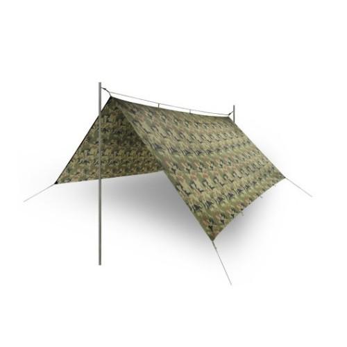 Supertarp Ripstop Polyester Taiga Green