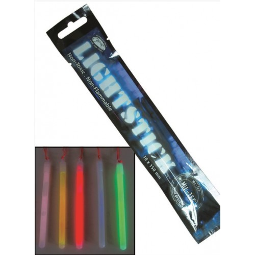 Bâton Lumineux 1x15 cm rouge