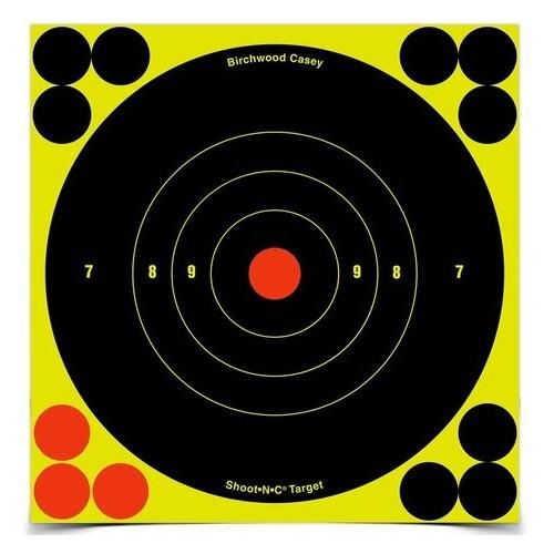 Cible de tir 15cm (60 pièces)