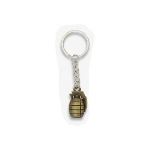 Porte-clés grenade 09863